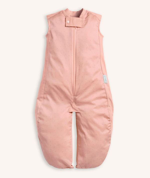 ErgoPouch Sleep suit Bag .03 Tog Shells in pink