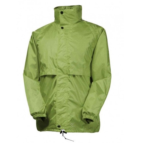 Rainbird Stowaway Waterproof jacket lime in Green