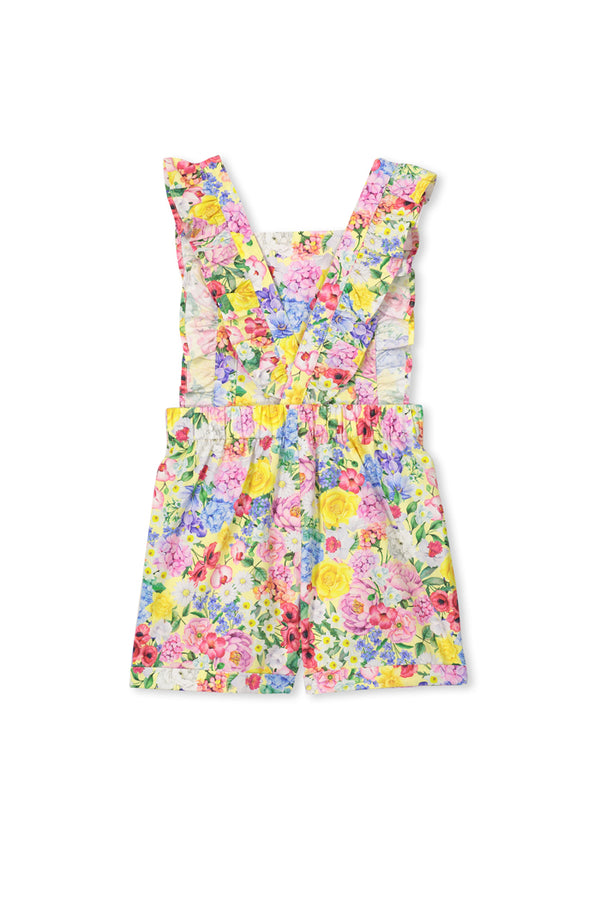 Milky Clothing Summer Floral Playsuit