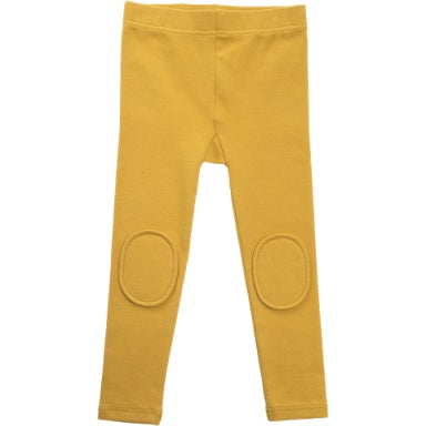 mustard-knee-patch--tights---leggings-in-gold