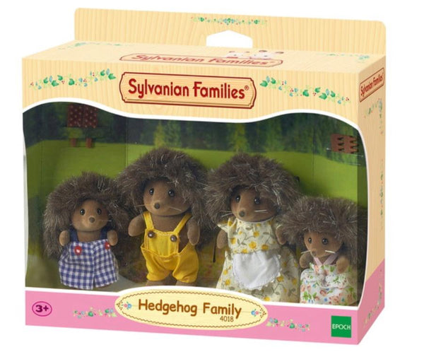 Sylvanian Family - Hedgehog Family