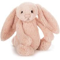 Jellycat Bashful Bunny Blush  Medium in pink