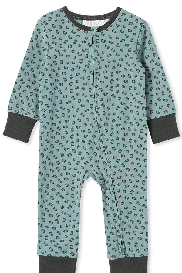 Milky Clothing Baby Animal Sleep Romper