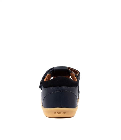 Bobux Kid+ Roam Sandal in Navy