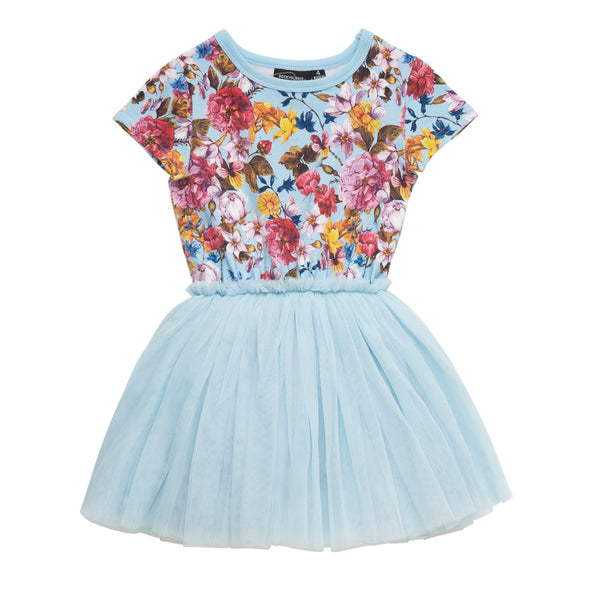 nothing-but-flowers-short-sleeve-circus--dress-in-blue