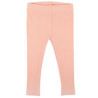 Ponchik Ribbed Leggings Pink