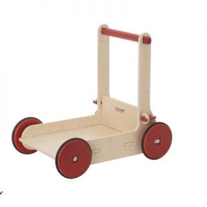 Preorder Early November Moover Baby Walker Red