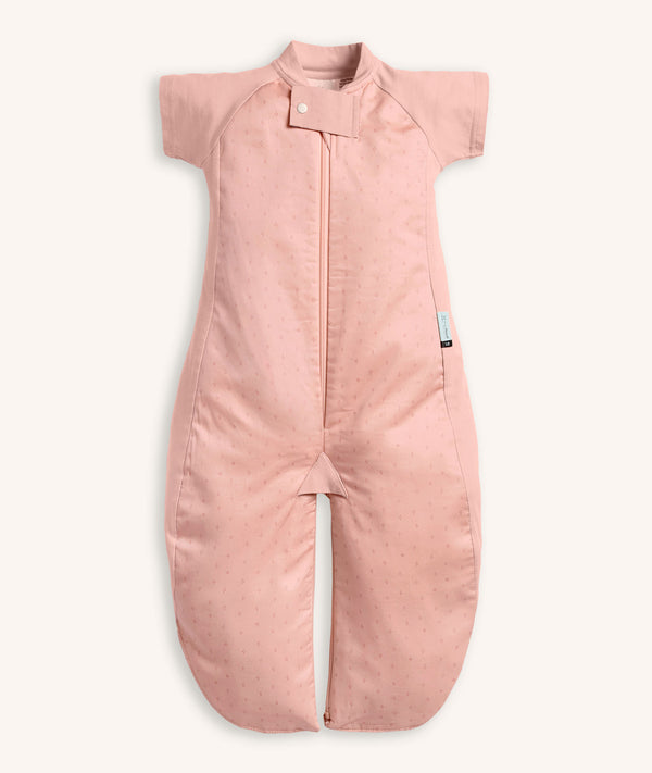 ErgoPouch Sleep Suit Bag 1 Tog in pink