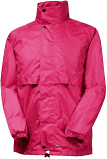 Rainbird Stowaway Waterproof jacket Pink