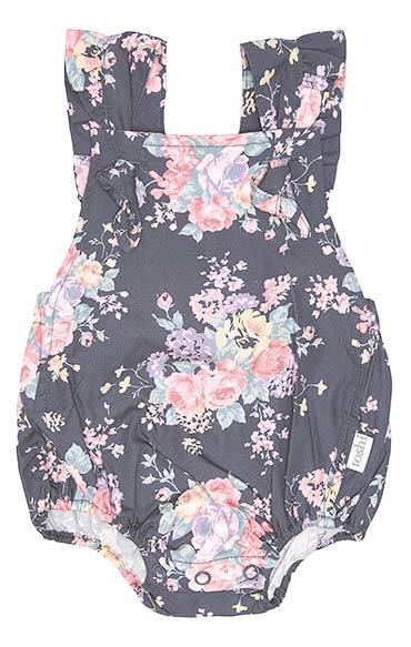 Toshi Romper nigella in multi colour print