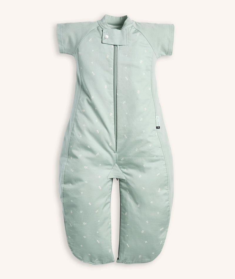 ErgoPouch Sleep Suit Bag 1 Tog Sage in Green