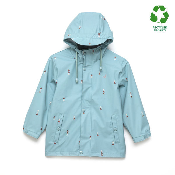 Crywolf Play Jacket Campsite in blue