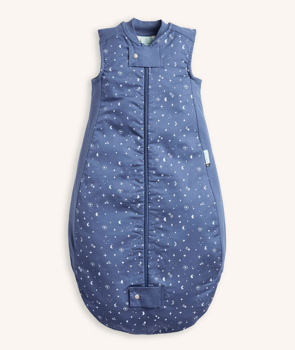 ErgoPouch Sleeping Bag 1 Tog Night Sky in blue