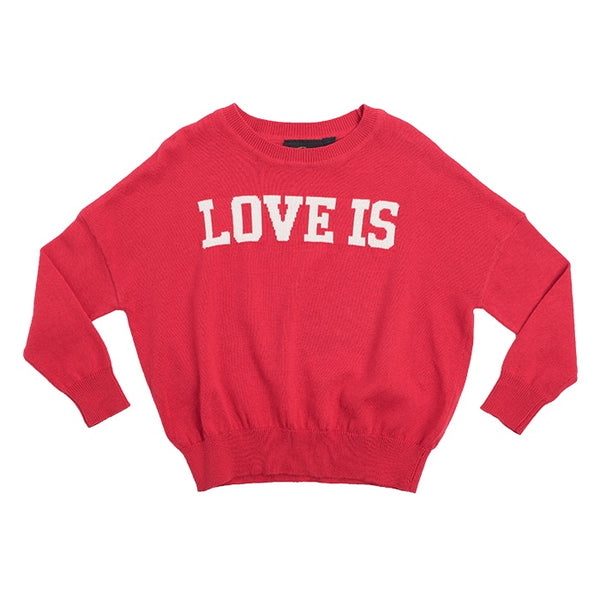 love-is--knit-jumper-in-red
