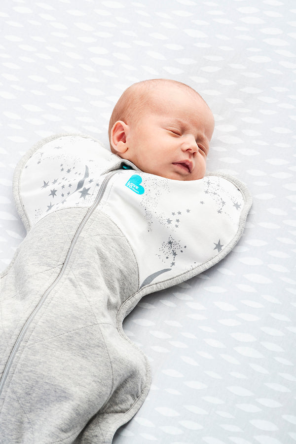 Love to dream Swaddle up Warm 2.5 Tog. White