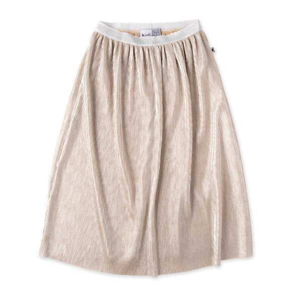 Preorder Minti Dazzle Skirt In a Gold