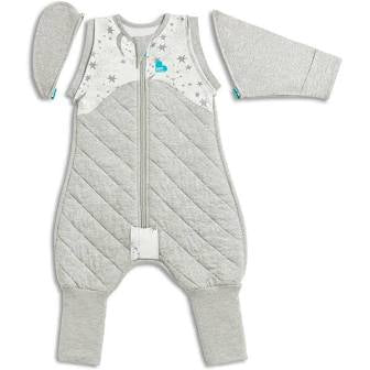 Love to Dream Transition Suit Winter Warm 2.5 Tog Grey