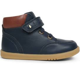 Bobux Kid+ Timber Boot in  Navy