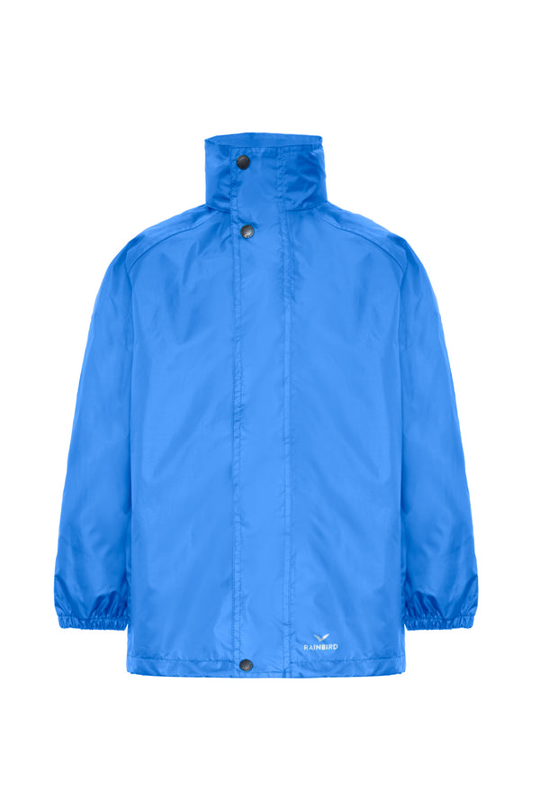 Rainbird Stowaway Waterproof jacket Blue