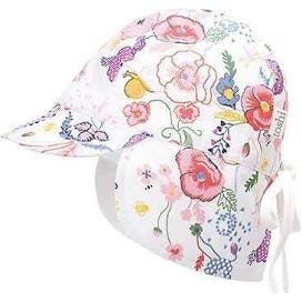 toshi-flap-cap-bambini-sundance-in-multi colour print