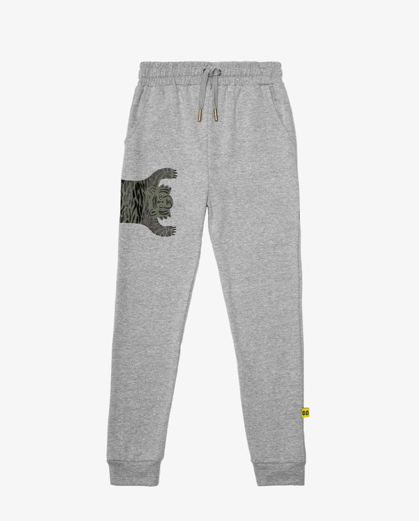 Band of boys Skinny Track Pant Easy Tiger in grey marle