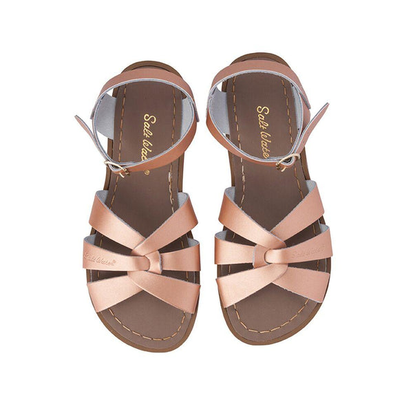 Salt Water Original Sandals Rose Gold