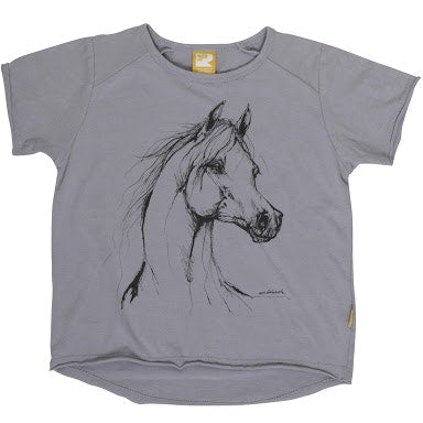 arabian-horse-tee-in-grey