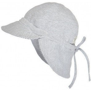 flap-cap-baby-dove-in-grey