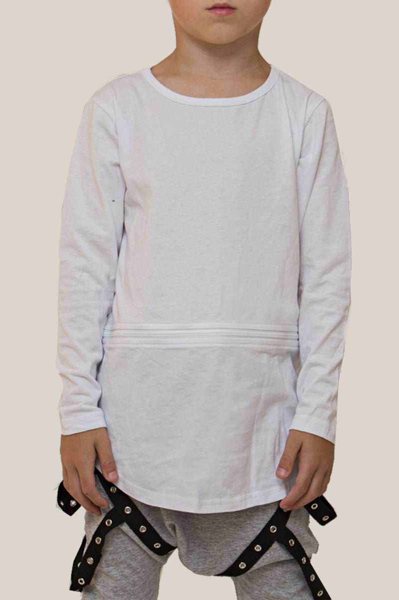zipper-conversion-long-sleeve-tee-in-white