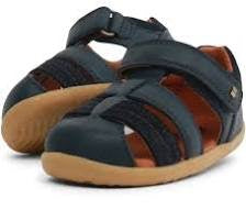 Bobux Step Up Roam Closed Sandal in navy