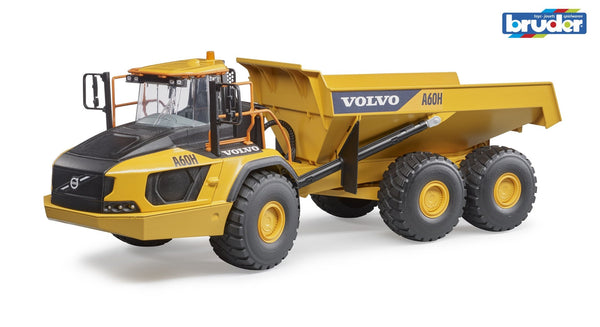 volvo-articulated-hauler-in-multi colour print