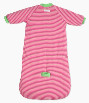 Snugtime Padded Cosi Bag 2.5 tog in pink