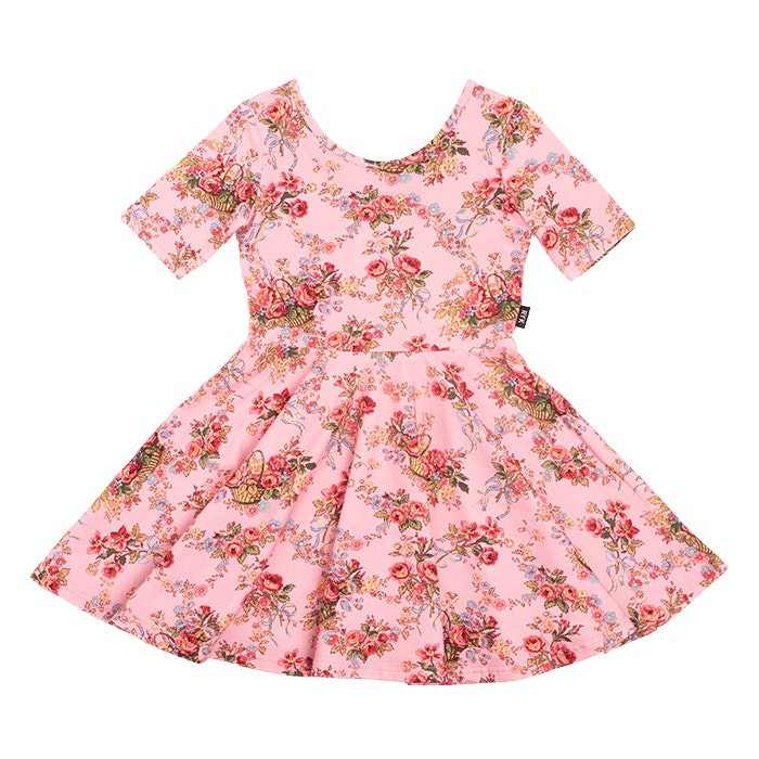 garden-party-mabel--waisted-dress-in-multi colour print