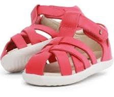 Bobux Tropicana Quick Dry Sandal - Color Watermelon  in pink