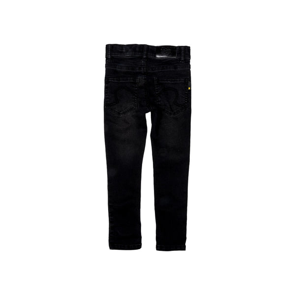 McQueen Jeans Black in black