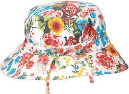 beach-hattropicana---spring-in-multi colour print