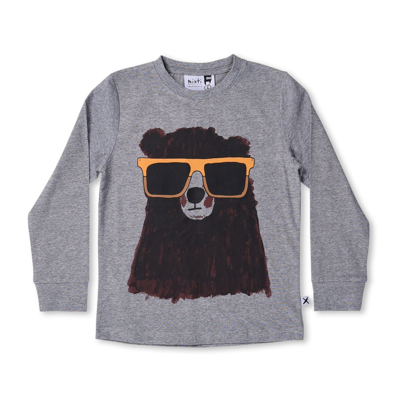 undercover-bear-tee-in-grey