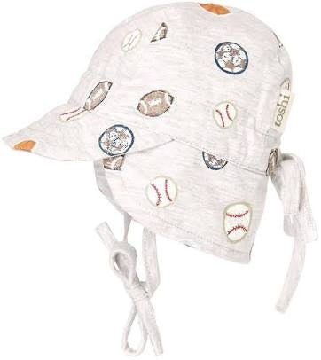 baby-flap-cap-bam-bll----balls-in-grey