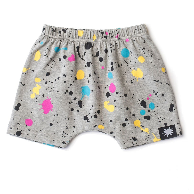 ka-splat-harem-shorties-in-multi colour print