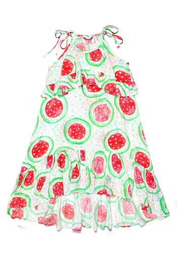 double-frill-maxi-watermelon-heart-in-multi colour print