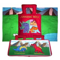 jurassic-book-with-playmat