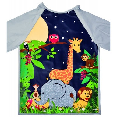jungle-art-smock