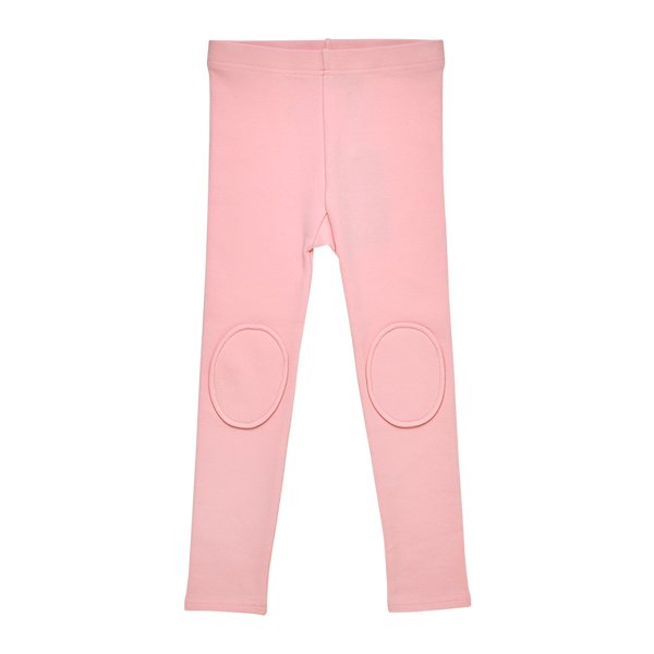 rock your baby kids winter tights in brushed cotton pink TGL205-PI