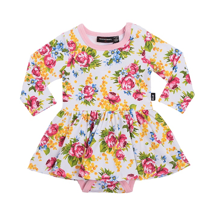 winter-magic-baby-waisted-dress-in-multi colour print