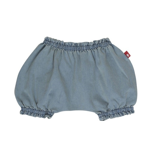 Rock your baby Blink Chambray Bloomers in blue