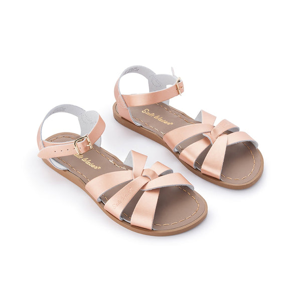 Salt Water Ladies Original Sandals - Rose Gold