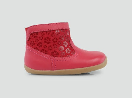 poppy-flower-suede--gaze-boot-in-red