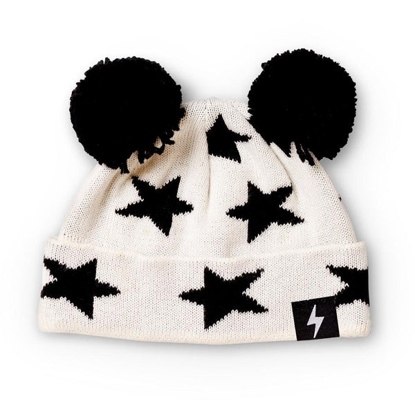 superstar--pom-pom-beanie-in-multi colour print