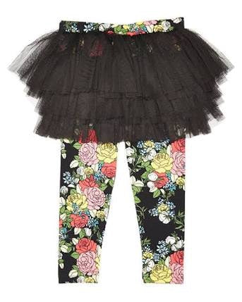 midnight-garden-baby-circus--tights-in-multi colour print