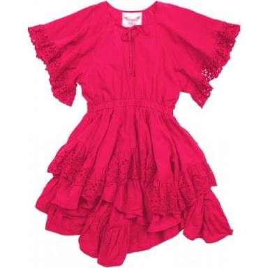 frilled-lace-swing-dress---rose-in-pink